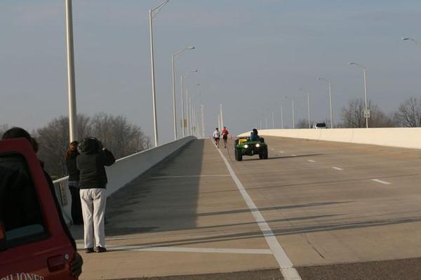 Mississippi River Marathon